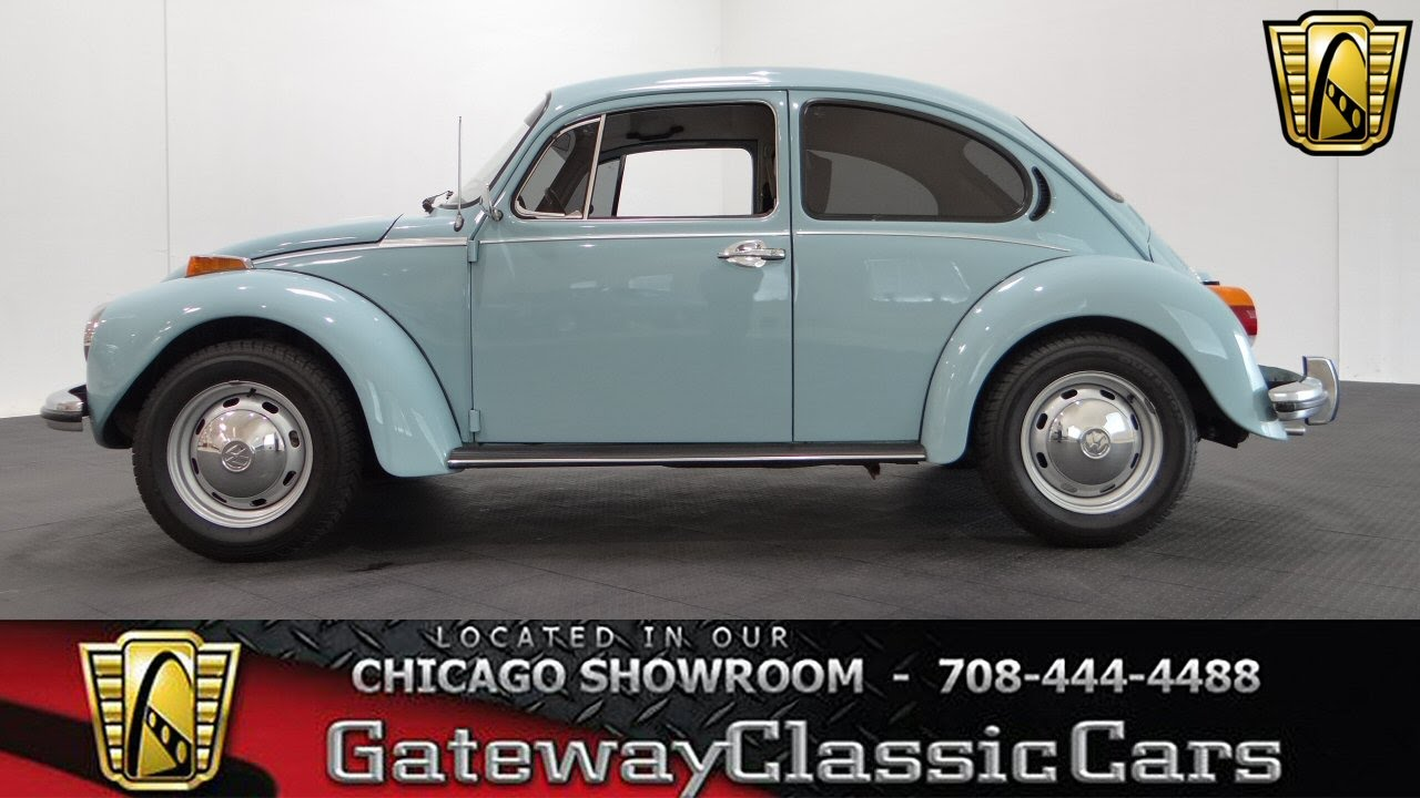 1973 volkswagen super beetle gateway classic cars chicago 969