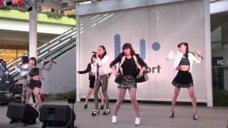 フェアリーズ ☆ 2015.03.25 ららぽ新三郷 1730 ひらり と MC thumbnail