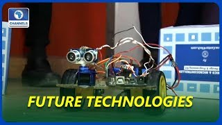 Young Nigerian Inventors Display Future Technology