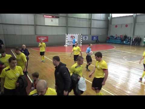 Лига D   Финал   Нафтогаз України 1-1 ФК Полісся (п.п. 1-2)    Highlights   Business League