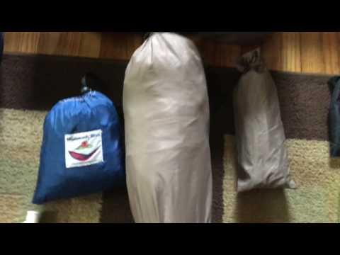 light-weight Backpacking Gear Basics