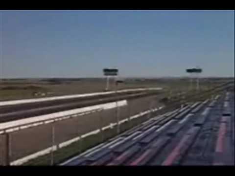 Super Fast Bike Racing at Race City in Calgary By David Cure-Hryciuk