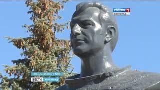Юбилей космонавта Юрия Малышева в Николаевске 2016