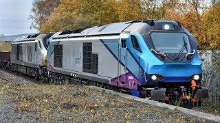 Railways 2018 – Unseen Footage Compilation (Part 2)