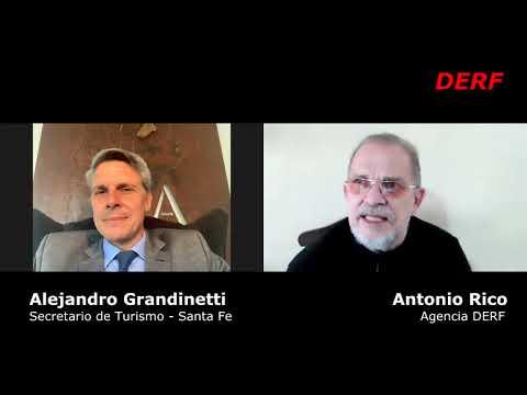 Alejandro Grandinetti: La metodología del verano van a ser las escapadas