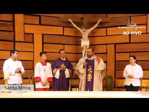 Santa Missa 24/03