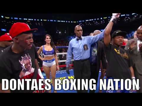 PORTER BEATS DEVON ALEXANDER!!!!! POST TALK