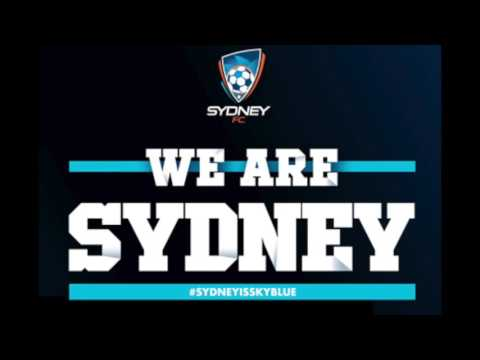 I Will Stand In Moore Park - Sydney FC Cove Chant