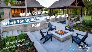 Gambar cover What To Know Before You Build Your Swimming Pool