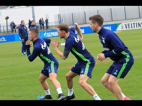 FC Schalke 04 Training 29.03.2017