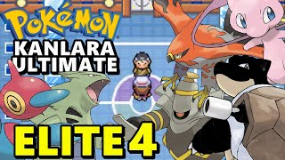 Pokemon Kanlara Ultimate (Detonado - Parte 23) - ELITE 4!