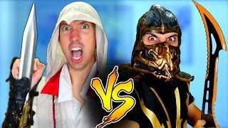 Mortal Kombat vs Assassin