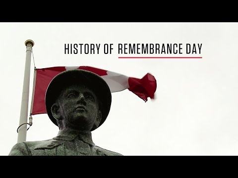 History Of Remembrance Day | HISTORY Canada