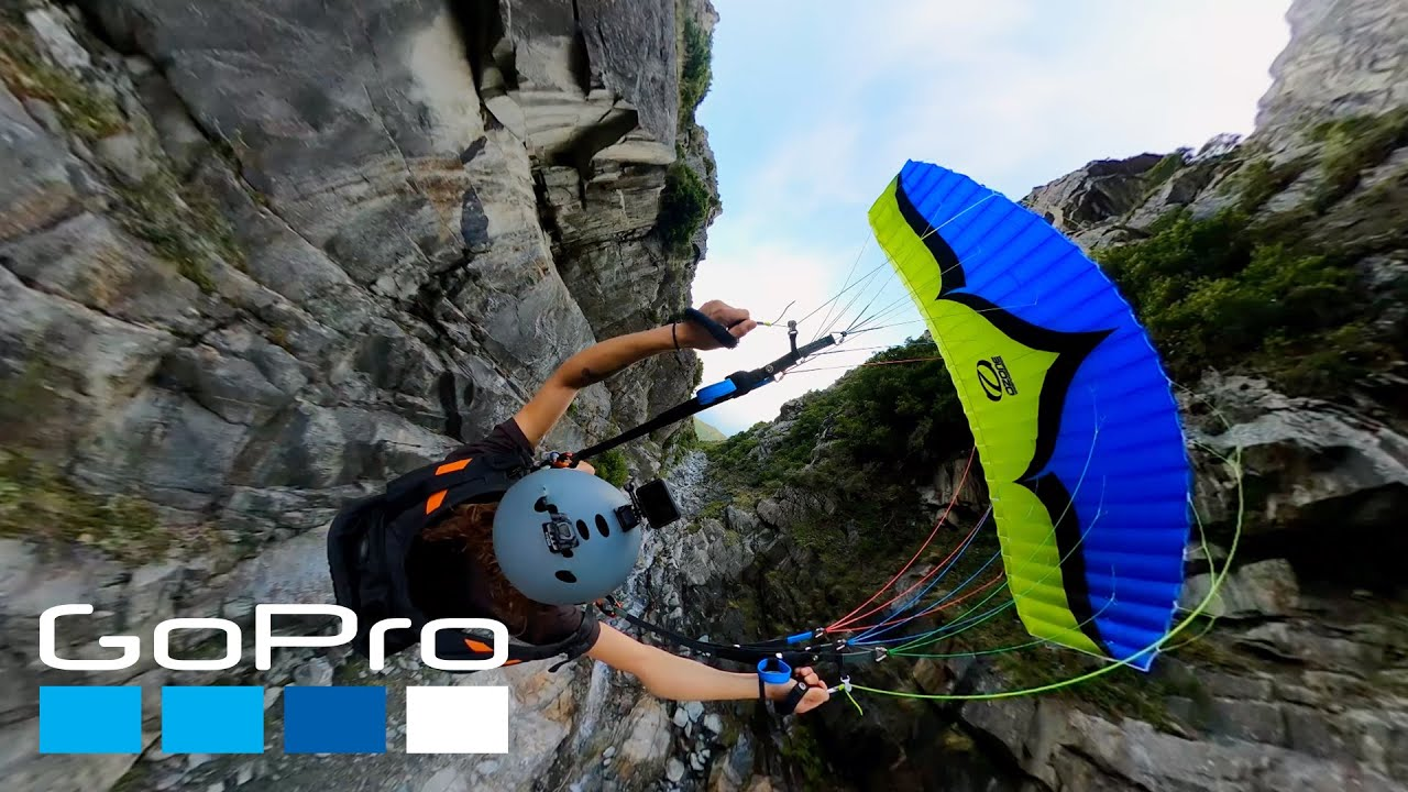 GoPro Awards: Rocky New Zealand Speedfly in