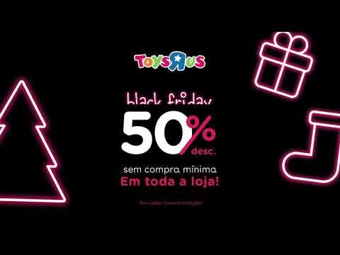 Toys R US 50% Black Friday