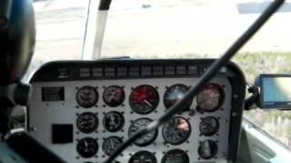 Bell 206 Autorotation