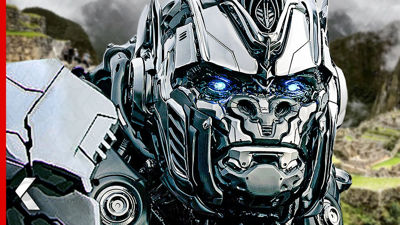 TRANSFORMERS 7: Rise of the Beasts - Everything we know about the Blockbuster... (2022)