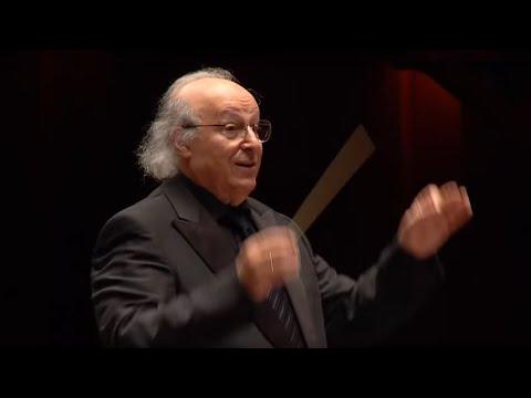 Mahler: Totenfeier ∙ hr-Sinfonieorchester ∙ Eliahu Inbal