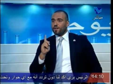 """President of the """"Levant Party"""", Rodrigue Khoury, interview - Liban Today - لبنان اليوم"""
