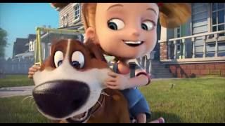 Большой собачий побег   (Русский трейлер)