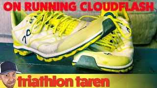 ON Running Cloudflash Review: Seriously Fast Triathlon Shoes