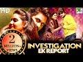Investigation ek report  hd  new released full hindi dubbed movie 2019   ram, neeraja, singamuthu