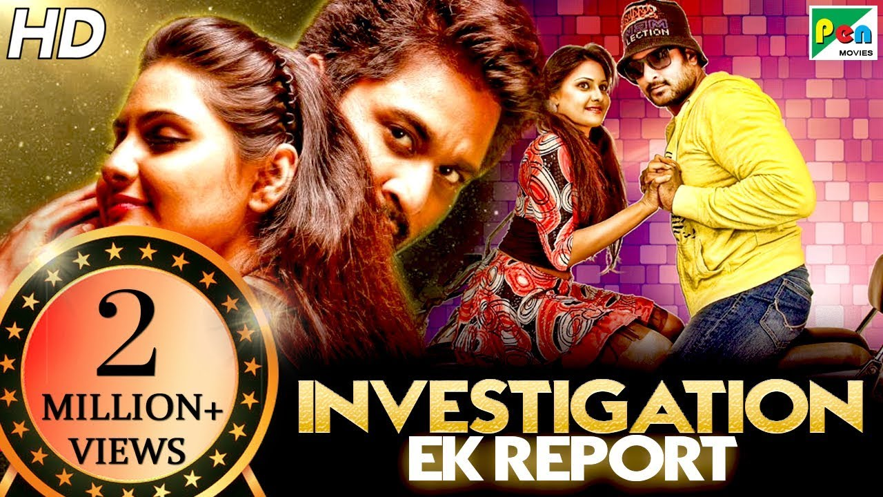 Download Investigation Ek Report (HD) New Released Full Hindi Dubbed Movie 2019   Ram, Neeraja, Singamuthu