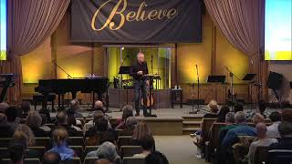 Healing Service With Dr. Randy Clark (November 2, 2017 - Thursday PM)