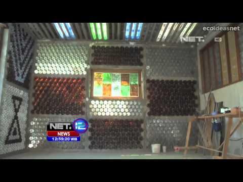 NET12 - Rumah Botol Plastik di Serbia