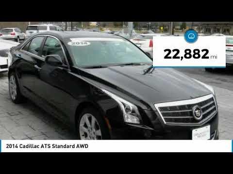 2014 Cadillac Ats 26244