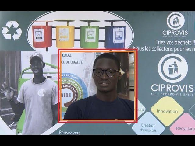 LUTTE CONTRE L'INSALUBRITÉ - Découvrez ce jeune Mbacké-Mbacké qui ramasse des ordures !