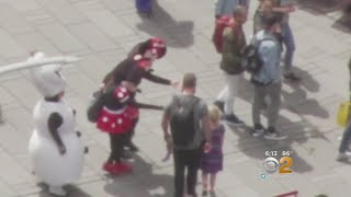 New Complaints About Times Square Characters