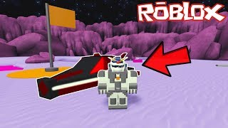 WE BOUGHT a SPACESHIP! (Roblox Space Adventure) EP. 2