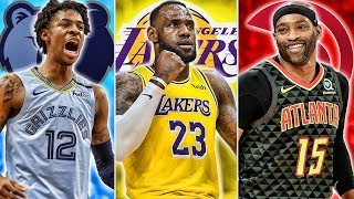 10 Players That Broke NBA Records This Season
