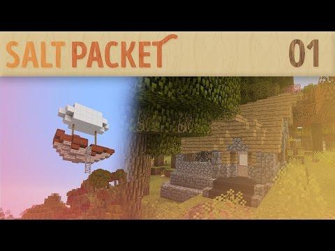 Minecraft | Ugliest Ship Ever | Salt Packet E1