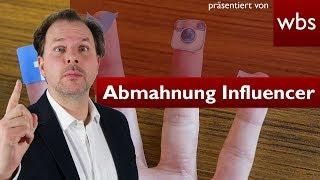 Abmahnwelle bedroht Influencer auf YouTube und Instagram | Rechtsanwalt Christian Solmecke