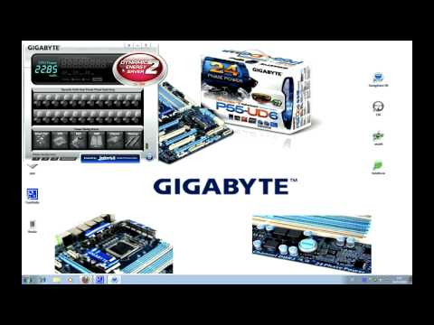 GIGABYTE SOFTWARE TECHNOLOGIES - Dynamic Energy Saver2 & Easy Tune- by Amboto Hardware Labs