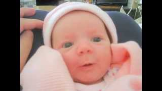 Sweet Newborn baby, Hiccups, Bonding