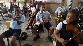 Delphi International School Orchestra Trained by #Deechords Music Academy