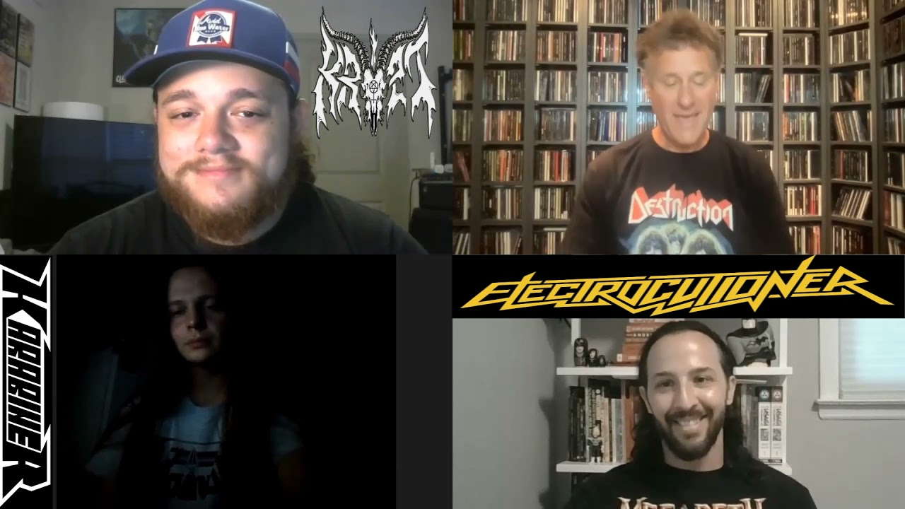 (Podcast/Video) TOP TEN 90s THRASH METAL ALBUMS (Excluding The Big Four)