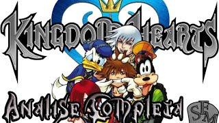 Kingdom Hearts - História + Análise Completa [Português BR-HD]