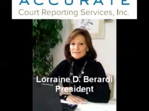 Video Conferencing Depositions Stony Brook NY, Video Conferencing Accurate Court Reporter