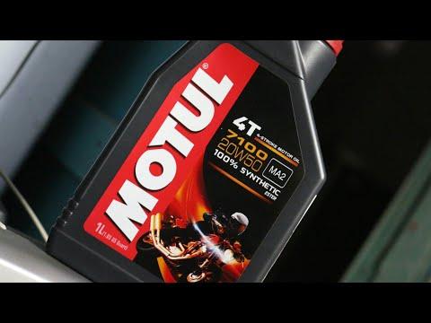 Went FULL SYNTHETIC!!! Motul 7100 20W50 Ester || Hero Karizma ZMR || Engine Oil || HERO HONDA ||