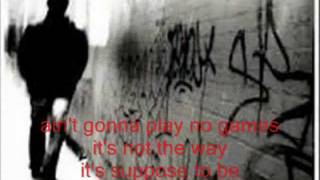 Repeat youtube video I'm sorry but I'm walking away with lyrics