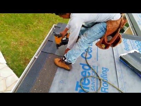 Do you want to be a roofer?  Watch this video!