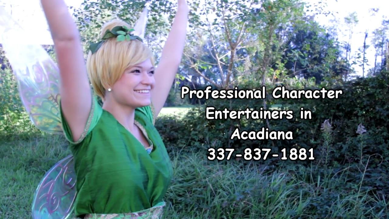 Acadiana Princess Parties by Peekaboo Faces