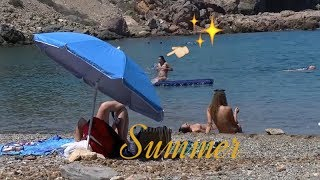 Summer, Sweet Summer Is The Best Time Of The Year.beach Girl, Full  Hd