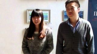 Китайские студенты читают Пушкина