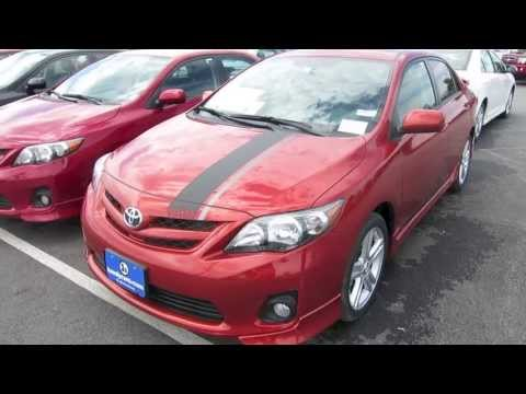 2013 toyota corolla s special edition youtube. Black Bedroom Furniture Sets. Home Design Ideas