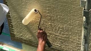 ベルアート・フロートローラー押さえ仕上げ 装飾塗装